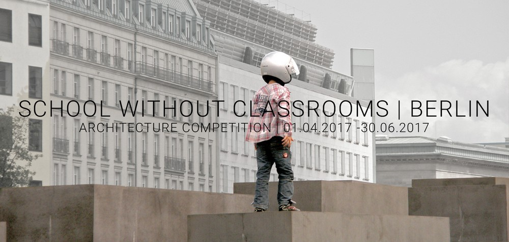 School without classrooms Berlin Competition by archasm