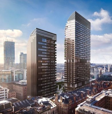 St Michael's Manchester Project by Gary Neville