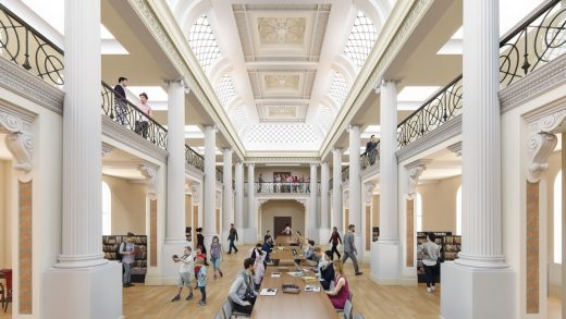 State Library of Victoria Vision 2020 Design