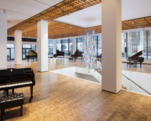 Steinway Hall NYC Building by Selldorf Architects