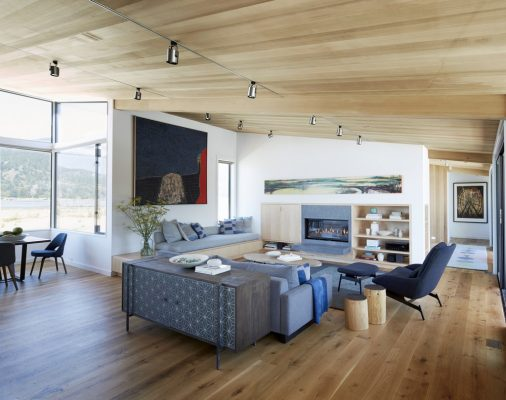 Stinson Beach Lagoon House