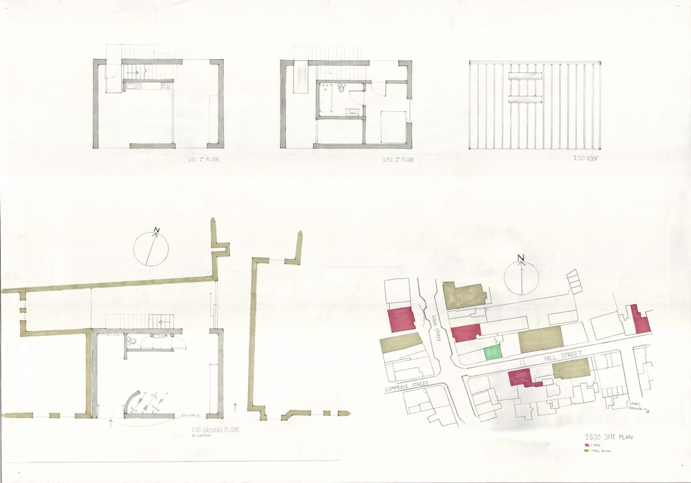 Student projects at dundee final s3 4 e architect for Find architects online