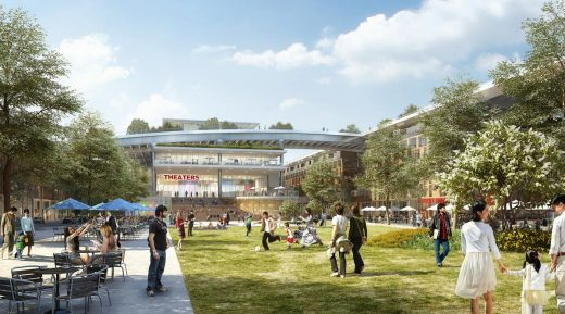 The Hills at Vallco - MIPIM AR Future Project Awards