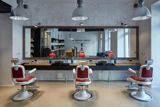 Tony Adams Barbershop