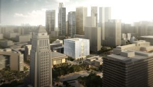 United States Courthouse, Los Angeles, by SOM