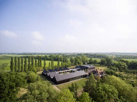 Vajrasana Buddhist Retreat Centre Suffolk