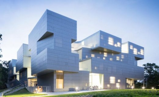 University of Iowa Visual Arts Building