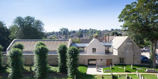 Warwick Hall Community Centre, Burford by Acanthus Clews Architects