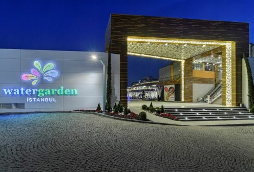 Watergarden Project in Atasehir District of Istanbul