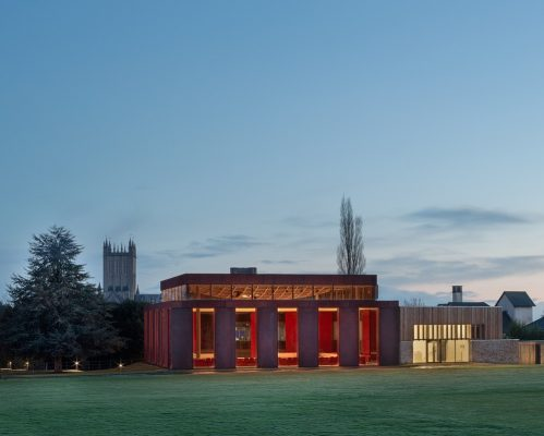 New Music Facilities for Wells Cathedral School