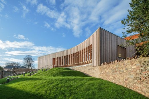 New Music Facilities for Wells Cathedral School - Wood Awards 2017 Shortlist