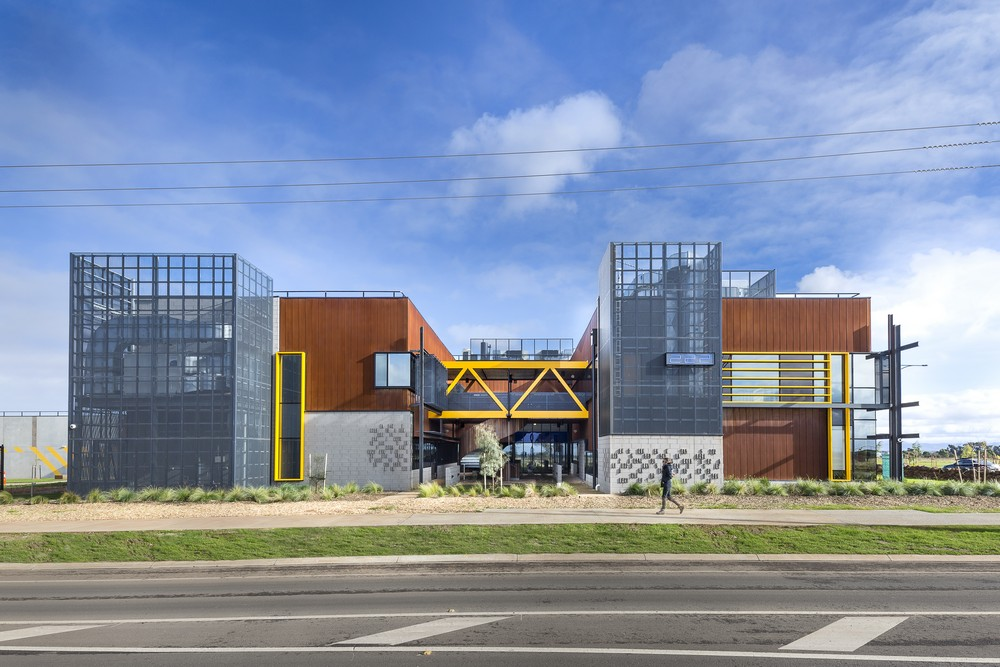 Western base in melbourne e architect for Architects melbourne