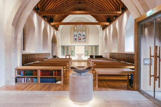 Winton Chapel, University of Winchester