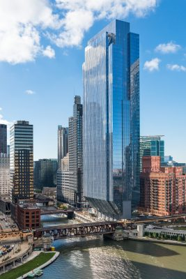 150 North Riverside Chicago Architecture Tours
