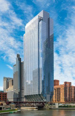 150 North Riverside Chicago Office Tower | www.e-architect.com