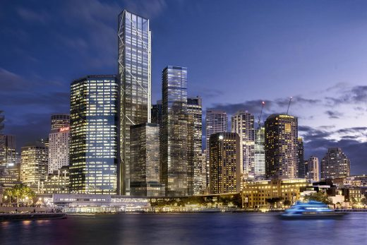 Circular Quay Tower Sydney by Foster + Partners