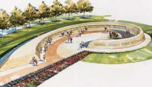 National Desert Storm Veterans War Memorial Design