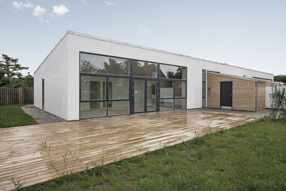 Double Houses In Roskilde E Architect