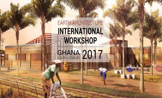 Earth Architecture Competition Ghana 2017