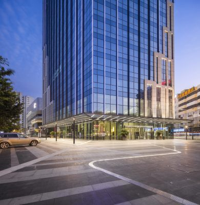 Gateway One Shekou in Shenzhen office