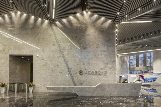 Gateway One Shekou interior