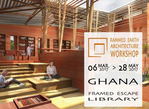 Ghana Rammed Earth Architecture Competition 2017