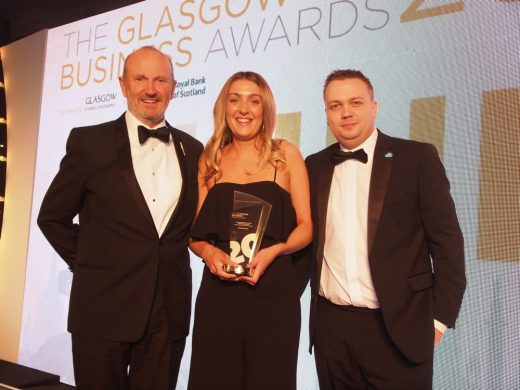 HLM win at Glasgow Chamber Awards