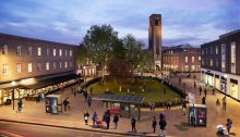 Hornsey Town Hall London Building proposal
