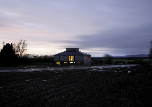 House at Bogwest, County Wexford