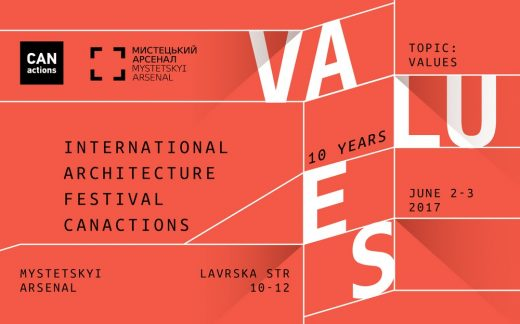 International Architecture Festival CANactions, Kiev