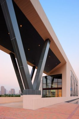 Jiaxing Innovation Park Exhibition Center of North Branch Construction