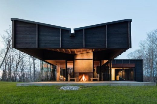 Michigan Lake House - new US Architecture