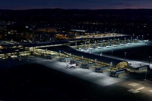 New Avinor Oslo Airport, Norway