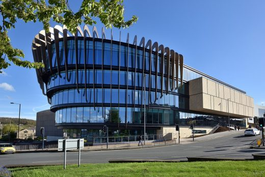 Oastler Building University of Huddersfield