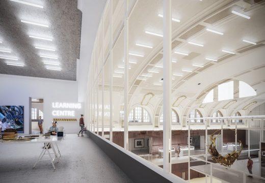 Perth City Hall Shortlisted Design by Mecanoo | www.e-architect.com