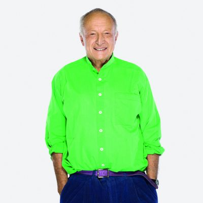 British architect Richard Rogers