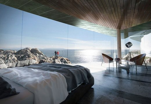Sea Song House in Big Sur, California