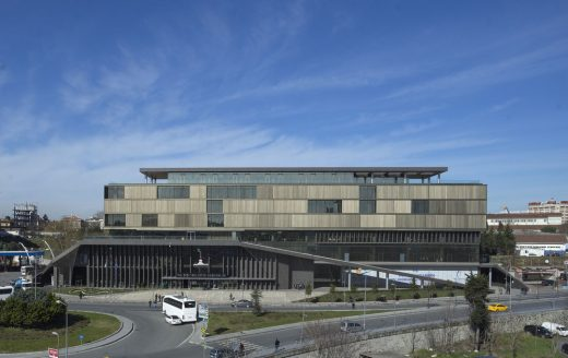 Şişli City Hall building Istanbul | www.e-architect.co.uk