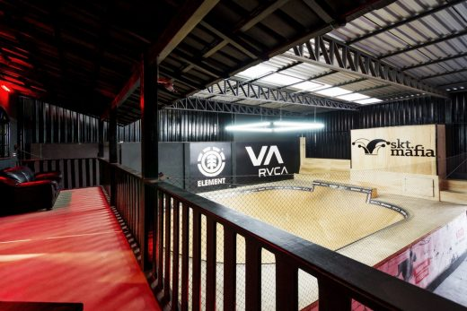 Skateboarding Interior Design