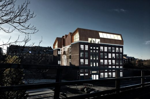 GSA Stow College Building Conversion by BDP | www.e-architect.co.uk