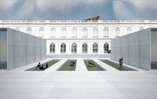 The Lima Art Museum New Contemporary Wing