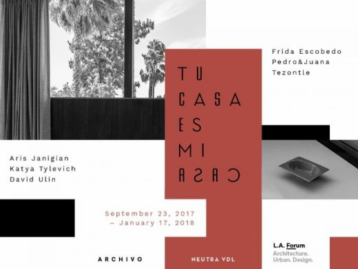 Building events architecture exhibitions e architect for Tu casa es mi casa online