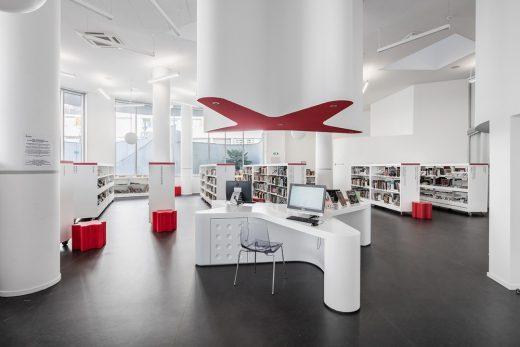 Vitrolles Media Library