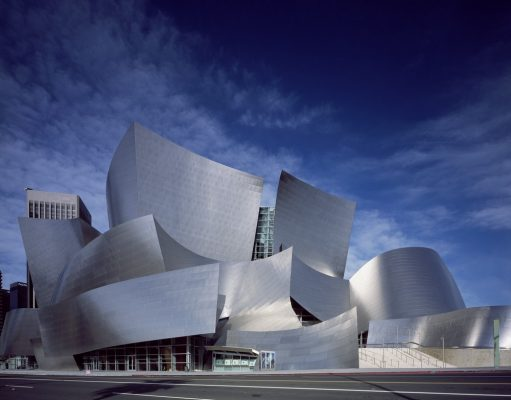 Frank Gehry Los Angeles building | www.e-architect.com