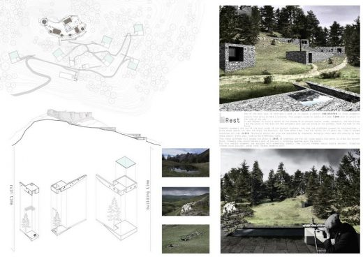 YAC Castle Resort Competition 3rd prize