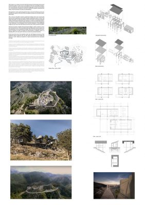 YAC Castle Resort Competition 4th prize