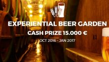 YAC Experiential Beer Garden competition