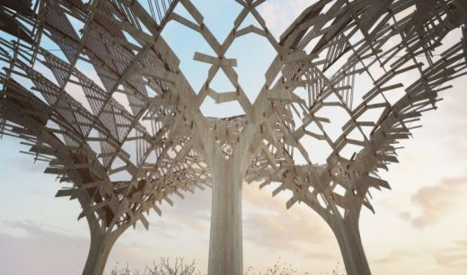 Young Architect Program in Korea Finalist design