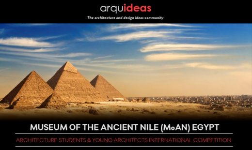 Museum of the Ancient Nile Design Competition