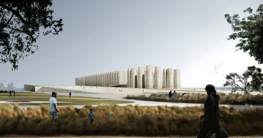 Art Mill International Design Competition ELEMENTAL winning design | www.e-architect.com